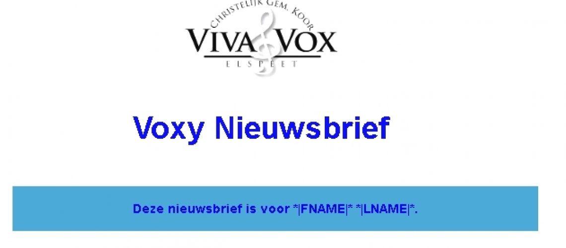 nieuwsbrief header